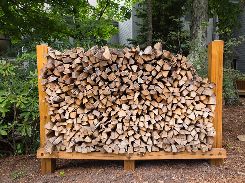 Firewood Rack Brackets
