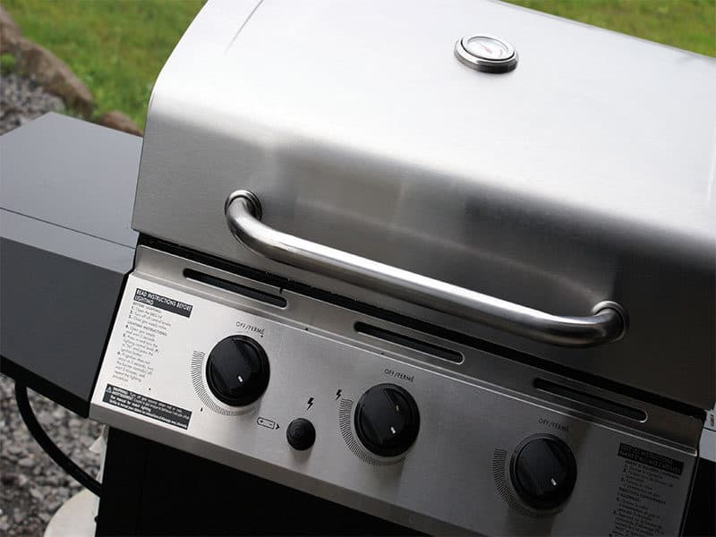 Home Depot Gas Grills