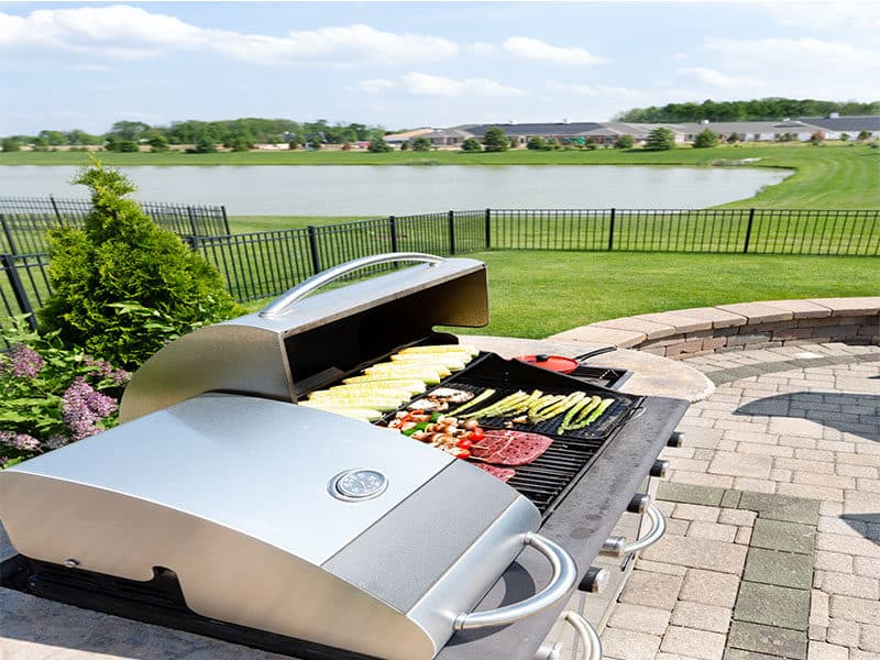 Gas Grills Outdoor